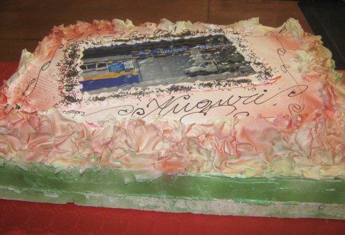 i - torta inaugurazione